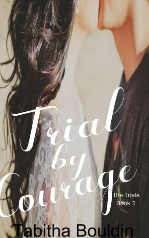 Cover for Trial by Courage