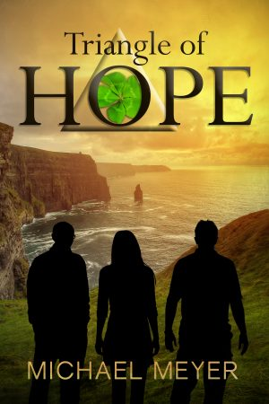 Cover for Triangle of Hope