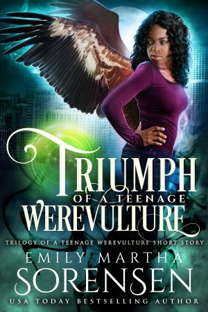 Cover for Triumph of a Teenage Werevulture