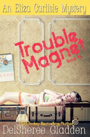 Cover for Trouble Magnet