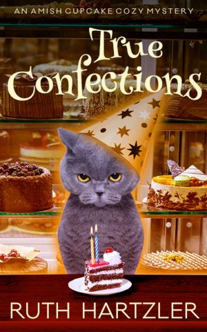 Cover for True Confections