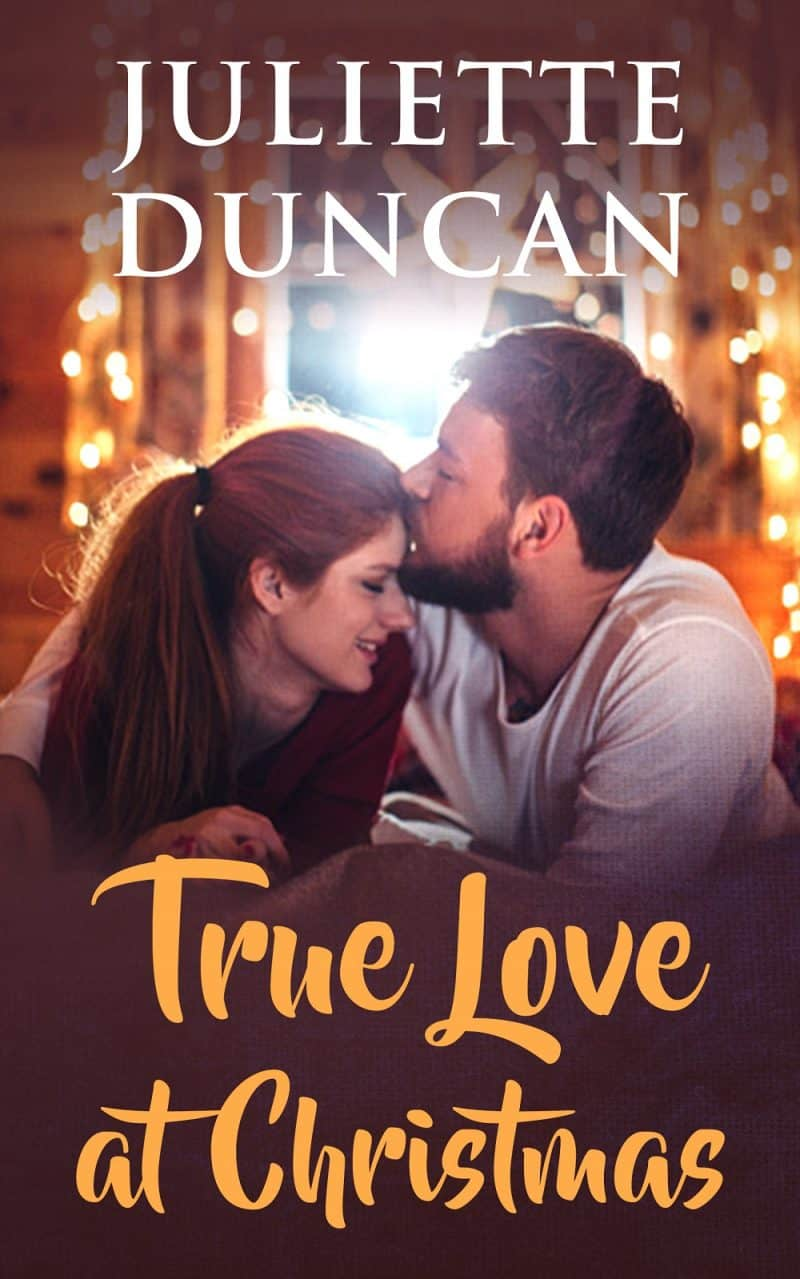 Cover for True Love at Christmas
