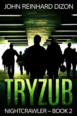Cover for Tryzub