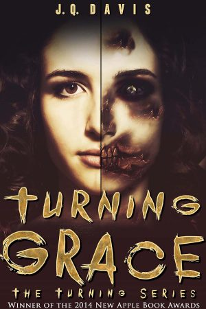 Cover for Turning Grace