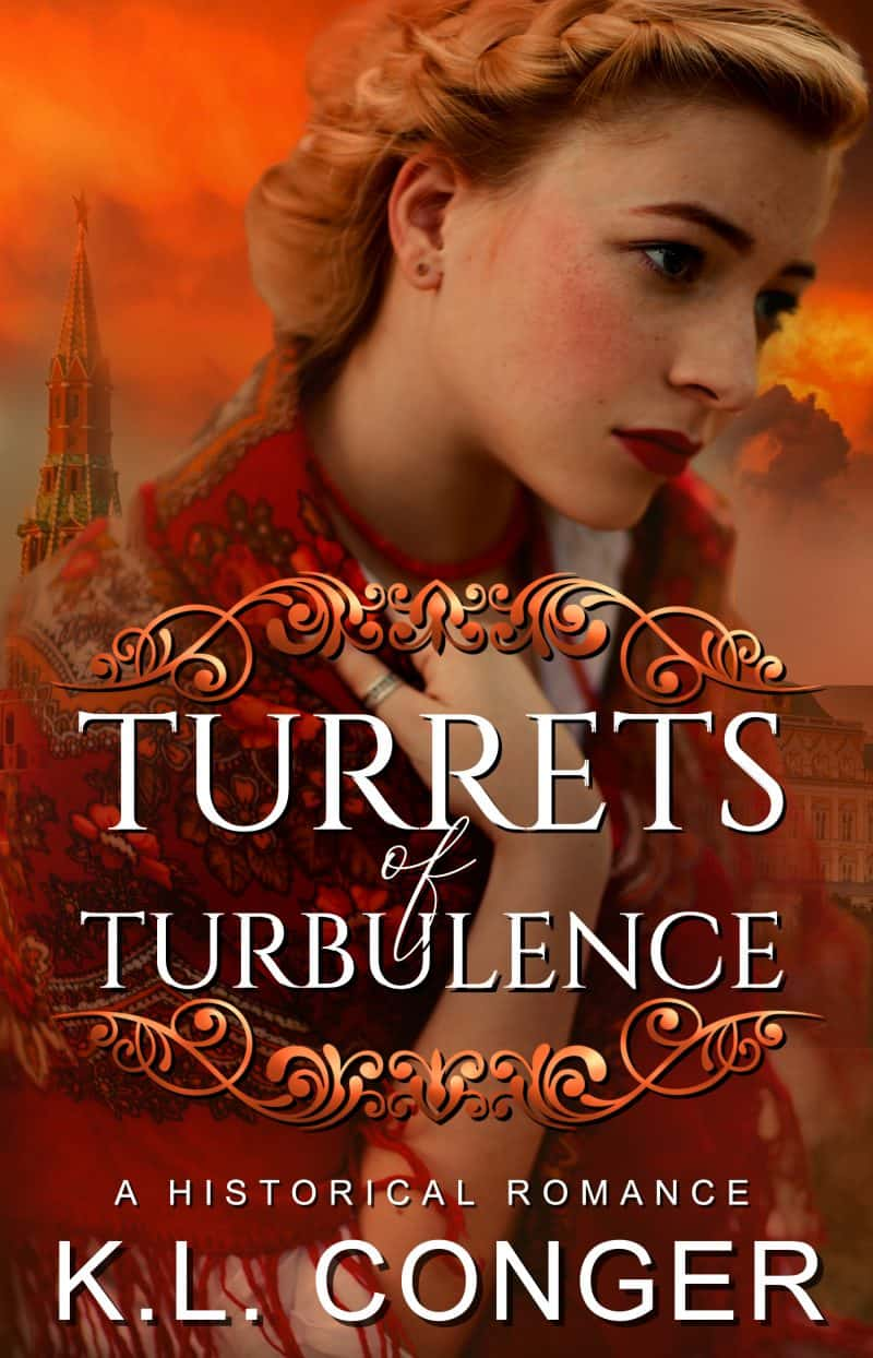 Cover for Turrets of Turbulence