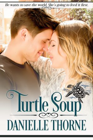 Cover for Turtle Soup