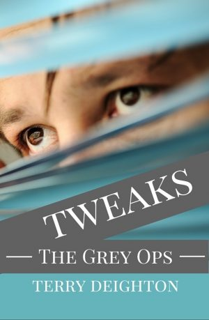 Cover for The Grey Ops