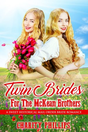 Cover for Twin Brides For The McKean Brothers