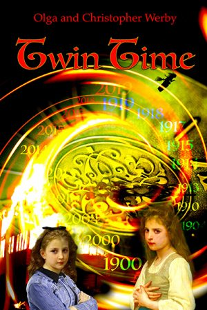 Cover for Twin Time