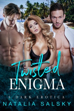 Cover for Twisted Enigma