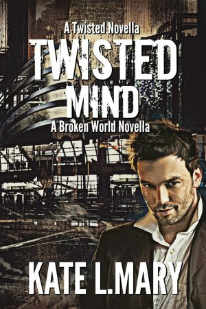 Cover for Twisted Mind