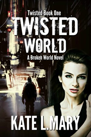 Cover for Twisted World
