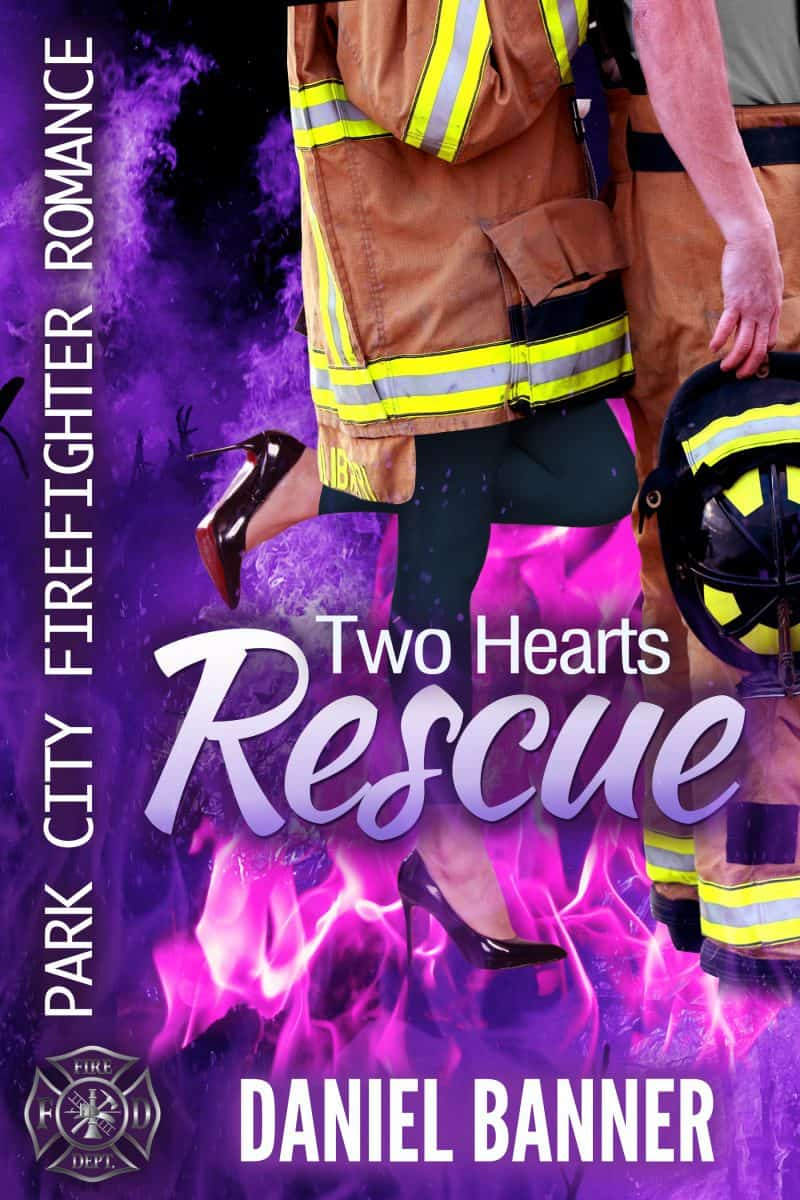 Cover for Two Hearts Rescue