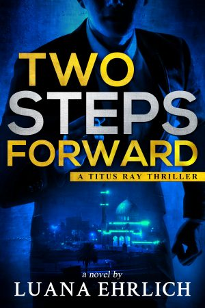 Cover for Two Steps Forward
