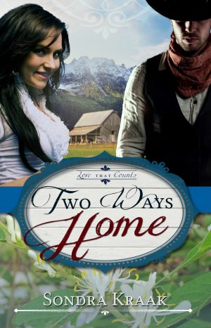 Cover for Two Ways Home