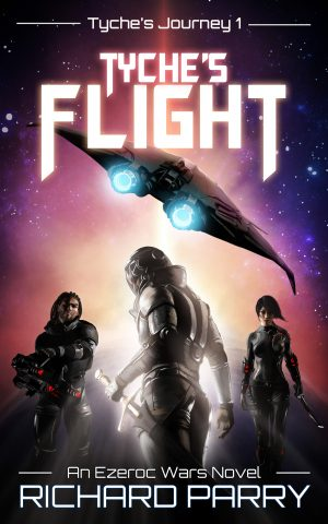 Cover for Tyche's Flight
