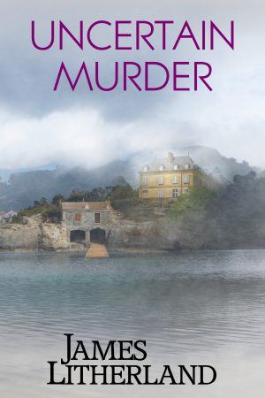 Cover for Uncertain Murder