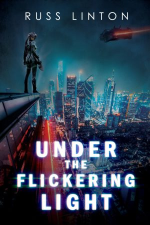 Cover for Under The Flickering Light