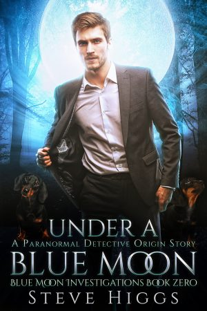 Cover for Under a Blue Moon