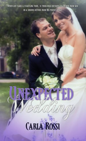 Cover for Unexpected Wedding