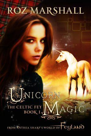 Cover for Unicorn Magic