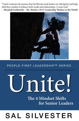 Cover for Unite!