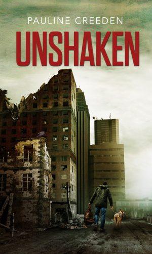 Cover for Unshaken