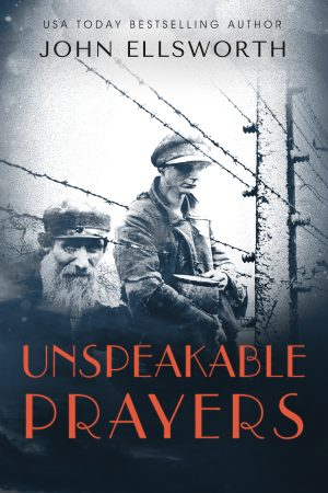 Cover for Unspeakable Prayers