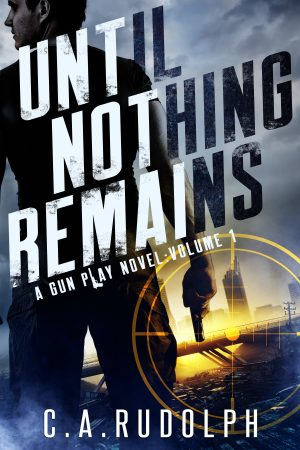 Cover for Until Nothing Remains
