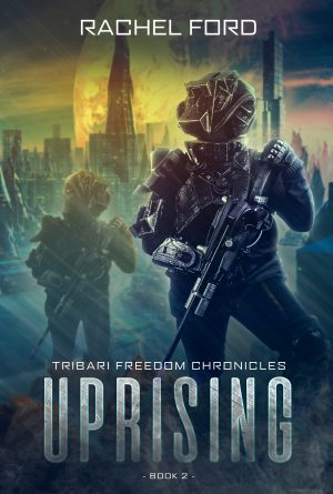 Cover for Uprising