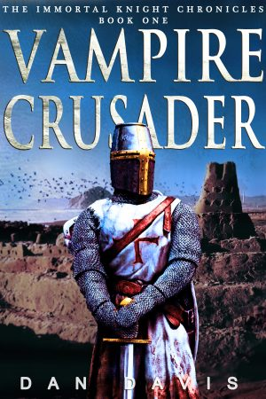 Cover for Vampire Crusader