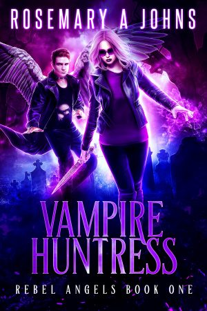 Cover for Vampire Huntress