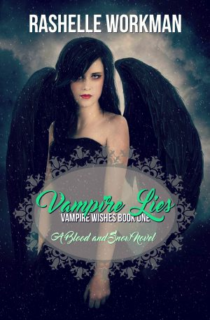 Cover for Vampire Lies