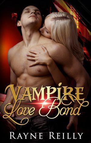 Cover for Vampire Love Bond