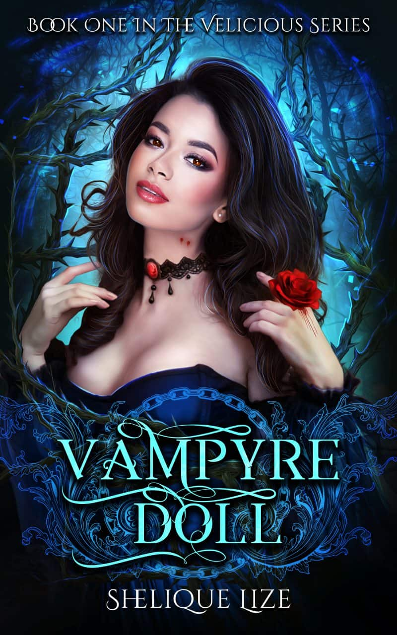 Cover for Vampyre Doll