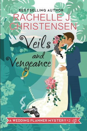 Cover for Veils and Vengeance