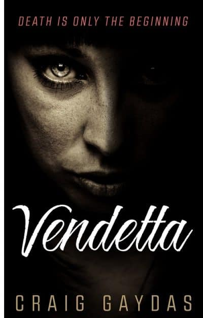 Vendetta cover design
