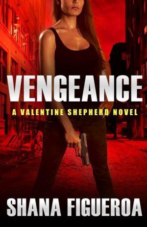 Cover for Vengeance