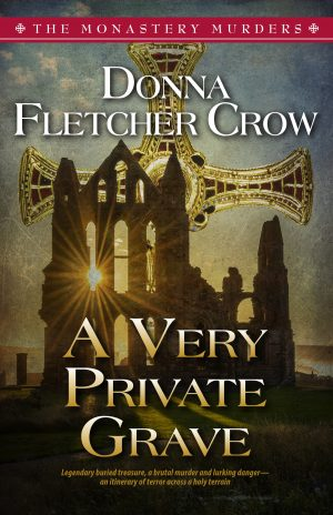Cover for A Very Private Grave