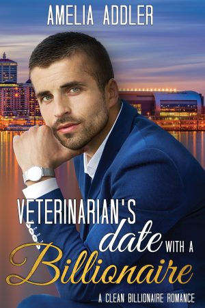 Cover for Veterinarian's Date with a Billionaire