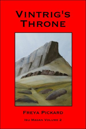 Cover for Vintrig's Throne