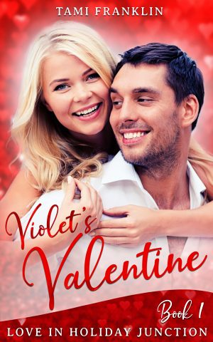 Cover for Violet's Valentine