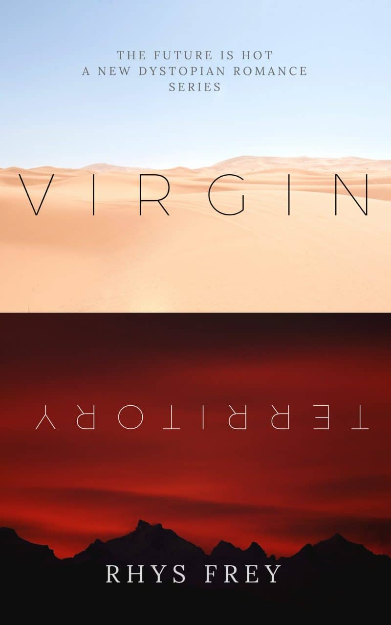 Cover for Virgin Territory: Book 1 Dystopian Romance Series