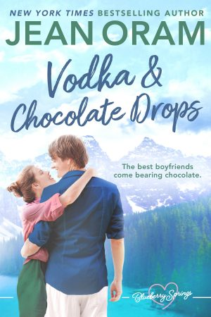 Cover for Vodka and Chocolate Drops