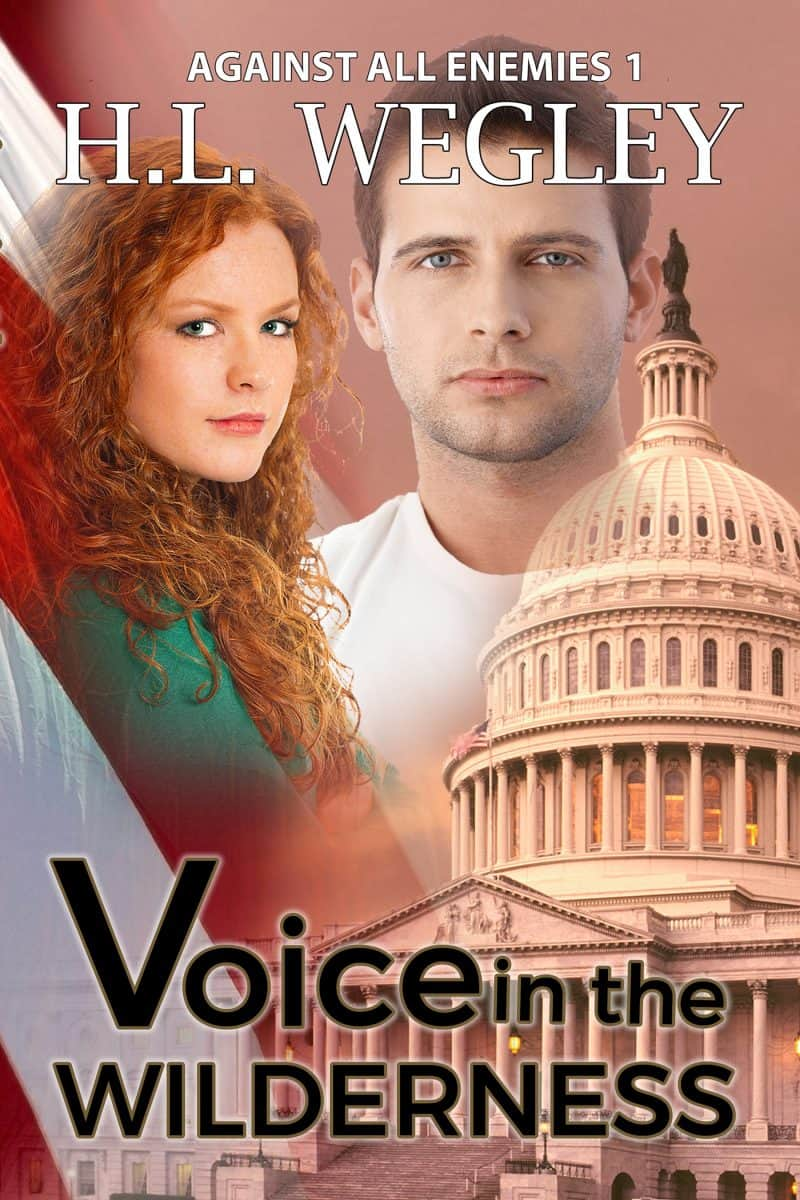 Cover for Voice in the Wilderness