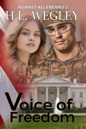 Cover for Voice of Freedom