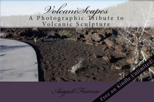 Cover for VolcaniScapes: A Photographic Tribute to Volcanic Scuplture