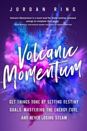 Cover for Volcanic Momentum