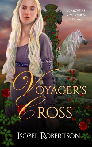 Cover for Voyager's Cross