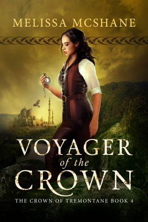 Cover for Voyager of the Crown